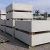 Flytblock för trä-/betongbryggor