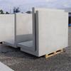 Enstabera Cementgjuteri Stödmurar L-stöd
