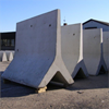 Enstaberga Cementgjuteri barriärelement Y-stöd