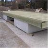 Enstaberga Trä-/betongflytbrygga