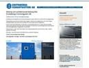 Enstaberga Cementgjuteri webbplats