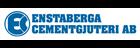Enstaberga Cementgjuteri logo
