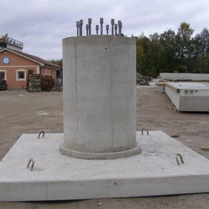 Enstaberga Mast- och markfundament
