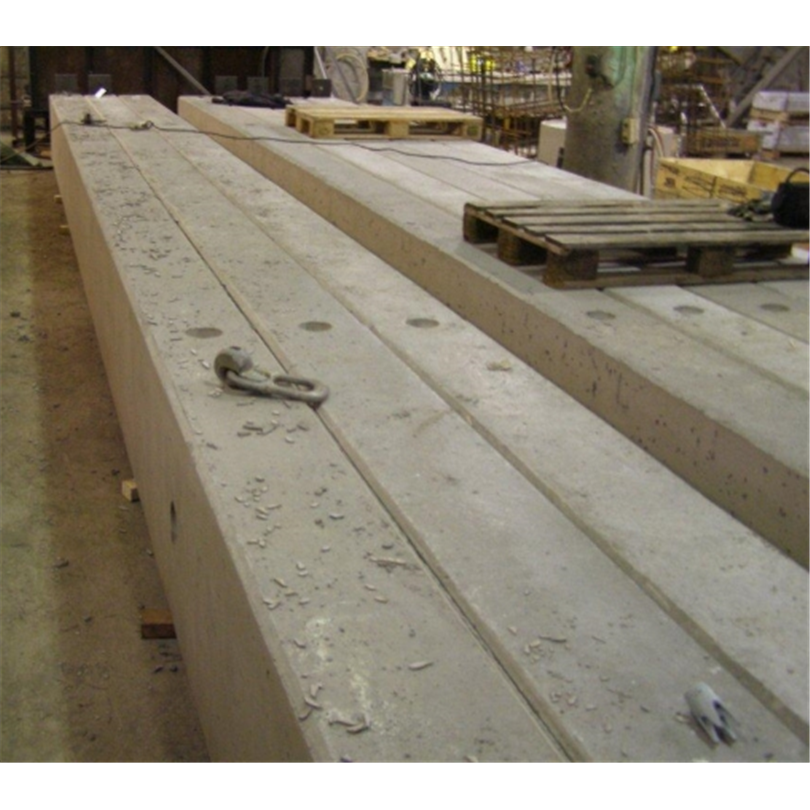Enstaberga balkar och pelare