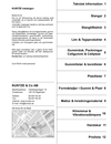 Kuntze produktkatalog