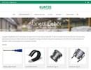 Kuntze Slangtillbehör på webbplats