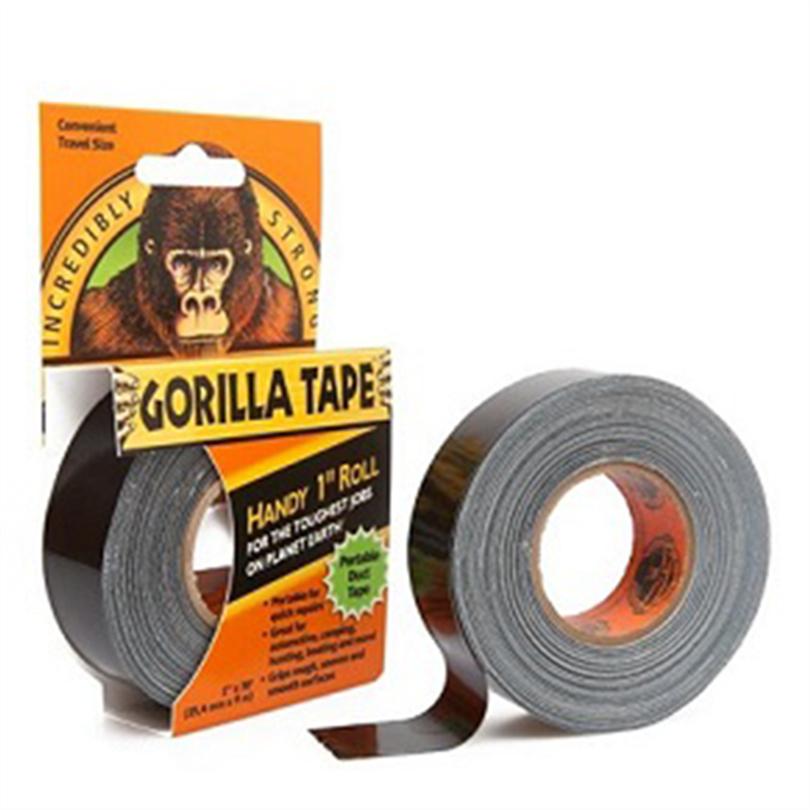 Kuntze Gorilla Tape, svart