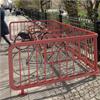 Blidsbergs Cykelrutan cykelparkering