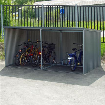 Blidsbergs cykelgarage BMV 6