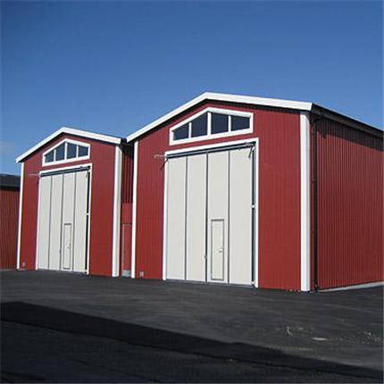 Blidsbergs hallbyggnader
