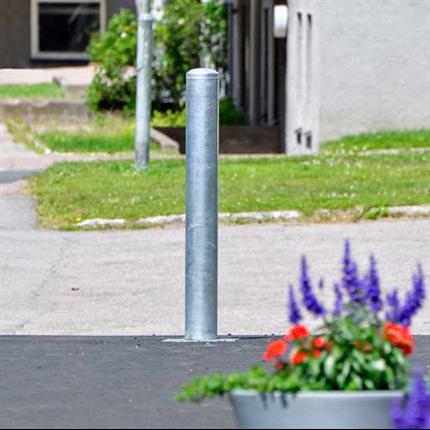 Blidsbergs varmförzinkad pollare