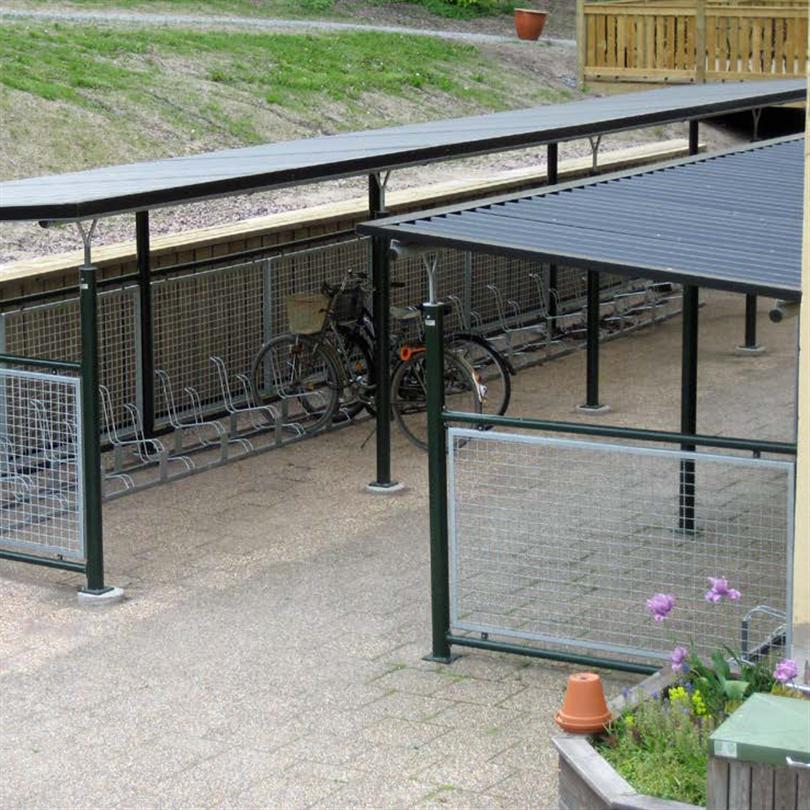 Blidsbergs Basta cykelgarage