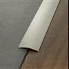 Olive golvlist/skarvlist Projoint R av borstat, rostfritt stål