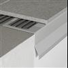 Olive Proterrace PCG av rostfritt stål för balkong- och altanlister