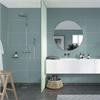 Fibo Colour våtrumsskiva i badrum, Kingston