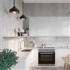 Fibo Kitchen Board väggskiva i kök, Shabby Chic