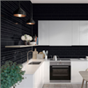 Fibo Kitchen Board väggskiva i kök, New York Black