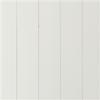 Putsad slätspont målad vit S0502-Y