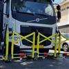 Blinkfyrar Mobilt fordonshinder MVB3