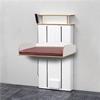 Flex 2000 fällbart skötbord med madrass,  utan tvättbänk