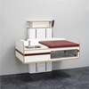 Flex 2000 skötbord med tvättbänk vänster komplett med madrass