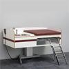 Flex 5000 skötbord med tvättbänk vänster