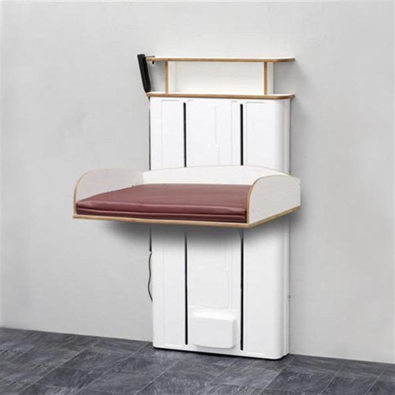 Flex 2000 fällbart med madrass,  utan tvättbänk