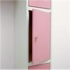 Produktma Trippelhöjdskåp rosa