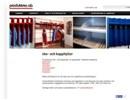 Prodma förskoleinredning på webbplats