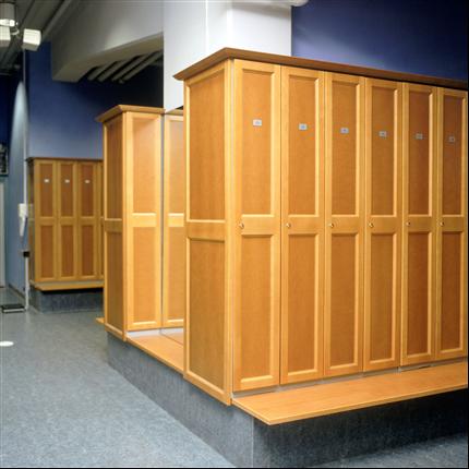 prodma 99-30 Klädskåp med dörr Classic