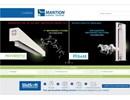 Hercule 9200 skjutdörrssystem på webbplats