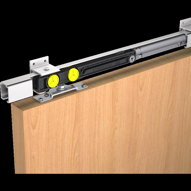SAF80A skjutdörrssystem