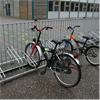 Falco A11 cykelställ Enkelsidig på miljö