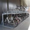 FalcoLevel Eco- cykelställ i två våningar