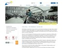 FalcoLinea picknick-bord på webbplats