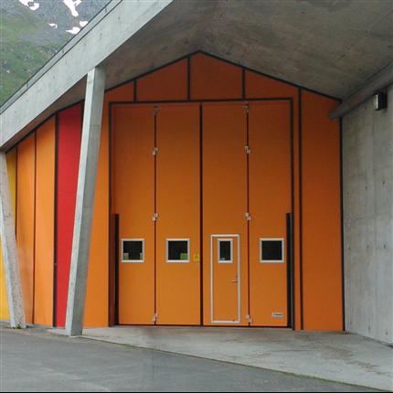 Torverk på Lofoten