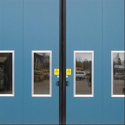 Torverk Q-Door SX skjutportar