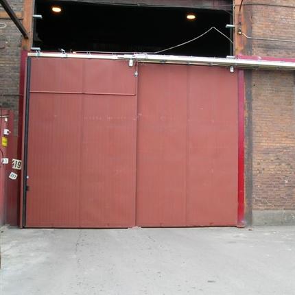 Torverk R-Door SX skjutportar