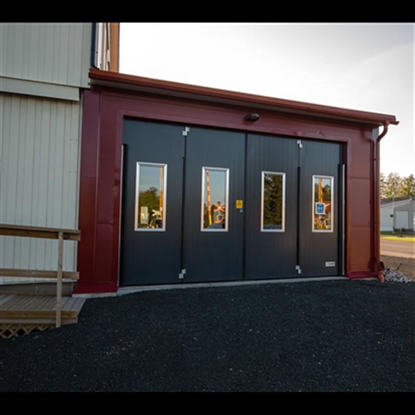 Torverk Industrial Doors AB, Garage
