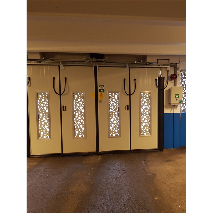 Torverk Industrial Doors AB Parkeringsgarage