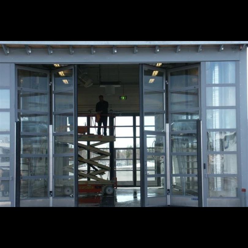 Torverk Industrial Doors AB Vikportar