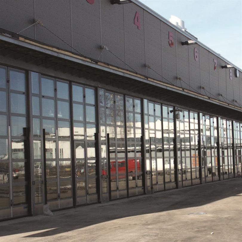 Torverk Industrial Doors AB, vikport
