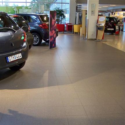 Eurogolv terrazzo, Toyota, Höör