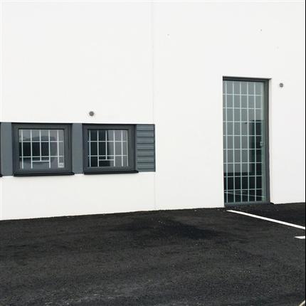 Skånefabriken Fasta galler