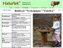 Nyckelpigan/Fjärilen på webbplats