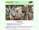 Robust ekbord och -bänkar på webbplats