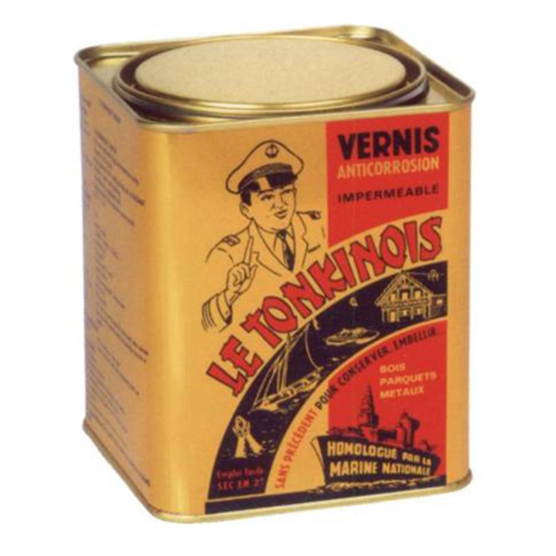 Le Tonkinois Vernis, träoljelack
