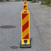 VippSafe sidomarkeringskärm vid vägkant