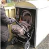 TMI Aretus barnvagnsbox