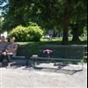 TMI stadsmöbler - Athena parkbänkar